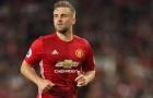 Luke Shaw, ngôi sao không còn 'đất sống' tại Man Utd