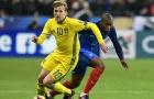 Màn trình diễn của Emil Forsberg vs Italia