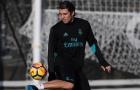 Mateo Kovacic trở lại sân tập Real Madrid