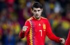 Morata lại ghi bàn, Tây Ban Nha giành thắng lợi hủy diệt trước Costa Rica