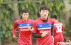 Những cái tên nào đã chắc suất trong mắt HLV Park Hang-seo?