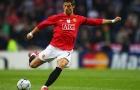Thẻ đỏ đáng quên nhất trong sự nghiệp của Ronaldo