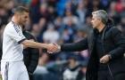 Benzema từng mất bình tĩnh khi bị Mourinho so sánh với chó mèo