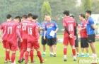 HLV Park Hang-seo hay nhầm tên của các học trò