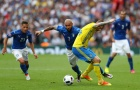 Màn trình diễn của Victor Lindelof vs Italia