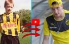 Marco Reus thay đổi như thế nào từ 2 đến 28 tuổi?