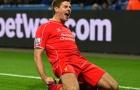 Những bàn thắng đẹp nhất trong sự nghiệp của Gerrard