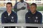 NÓNG: Antoine Griezmann muốn đá cặp với Neymar vs Mbappe