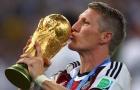 Schweinsteiger và Podolski thể hiện thế nào trong trận đấu ra mắt tuyển Đức?