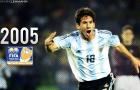 Màn trình diễn của Messi đưa Argentina vô địch U20 World Cup