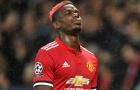 Mourinho vẫn chưa muốn mạo hiểm với Pogba