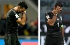 Những giọt nước mắt đau đớn của Buffon trong ngày chia tay Azzurri