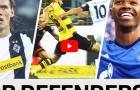 Top 5 hậu vệ xuất sắc nhất Bundesliga mùa 2017/18
