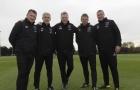 Bộ sậu của Moyes chính thức 'khuấy đảo' sân tập West Ham