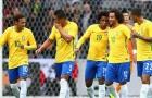 Casemiro - Cầu thủ hay nhất trận Anh vs Brazil