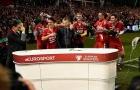 Được dự World Cup, Đan Mạch cho BLV tắm trong... bia