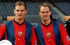 Frank vs Ronald De Boer - Cặp anh em thành công nhất của làng túc cầu