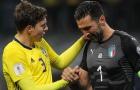 Huyền thoại Dino Zoff: 'Tôi đau khi thấy những giọt nước mắt của Buffon'