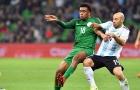 Màn trình diễn của Alex Iwobi vs Argentina