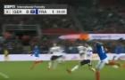 Màn trình diễn của Alexandre Lacazette vs Đức