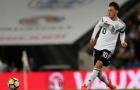 Mesut Ozil thể hiện ra sao trước Pháp?