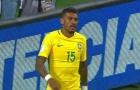 Paulinho thể hiện ra sao trước tuyển Anh?