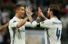 Ramos 'bó tay' trước tương lai của Ronaldo ở Real Madrid