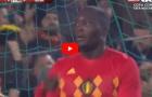 Romelu Lukaku đánh đầu tung lưới tuyển Nhật Bản