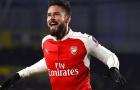 100 bàn thắng của Olivier Giroud cho Arsenal