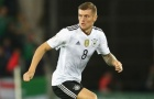 Màn trình diễn của Toni Kroos vs Pháp