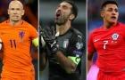 Những đội tuyển vắng mặt đáng tiếc nhất tại World Cup 2018