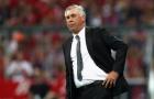 NÓNG: Ancelotti đã bắt đầu nói chuyện với FIGC