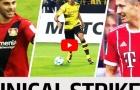 Top 5 tiền đạo xuất sắc nhất Bundesliga mùa 2017/18