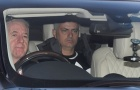 Dàn sao M.U ồ ạt trở lại sân tập, Mourinho vẫn mặt mày nhăn nhó