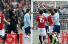 Độ máu lửa của một trận derby Roma