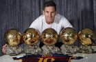 Ronaldinho ủng hộ Messi rời Barca