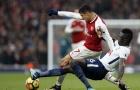 Hậu vệ Tottenham 'bẹp dí' trước sức ép của Sanchez