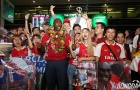 Huyền thoại Arsenal muốn nối gót Ryan Giggs phát triển bóng đá trẻ Việt Nam