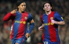 Ronaldinho vs Messi: Ai hơn ai?