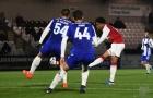 Trung vệ trẻ Arsenal tái xuất trong ngày thần đồng Nelson lại rực sáng
