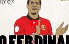 Video cực chất về Rio Ferdinand