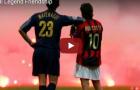 10 tình bạn huyền thoại trong bóng đá