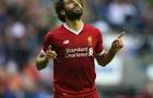 Augero, Morata, Lukaku, Kane đều đứng dưới Mo Salah sau vòng 12
