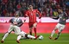 Cú đúp của Robert Lewandowski vào lưới Augsburg