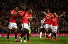 Làm gỏi 'Chích chòe', Man Utd của Mourinho phá kỉ lục thời Sir Alex