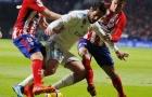 Màn trình diễn của Isco vs Atletico Madrid