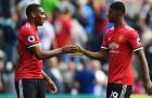 Mourinho thừa nhận Rashford và Martial khó thể chơi cùng nhau