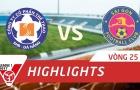 SHB Đà Nẵng 2-3 Sài Gòn FC (Vòng 25 V-League 2017)