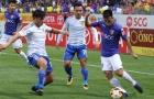 Thắng nghẹt thở Quảng Nam, Hà Nội khiến V-League 2017 trở nên khó lường
