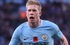 De Bruyne ngông nghênh: 'Man City sẽ hạ mọi đối thủ'